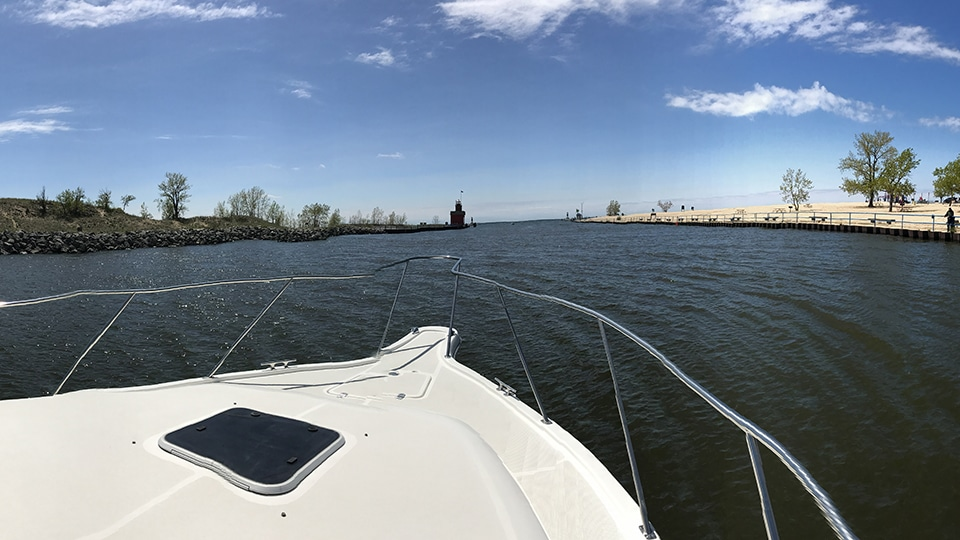 Scenic Tour Excursion down Holland Channel