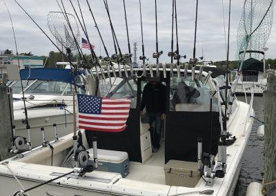 Xstream Charters Boat